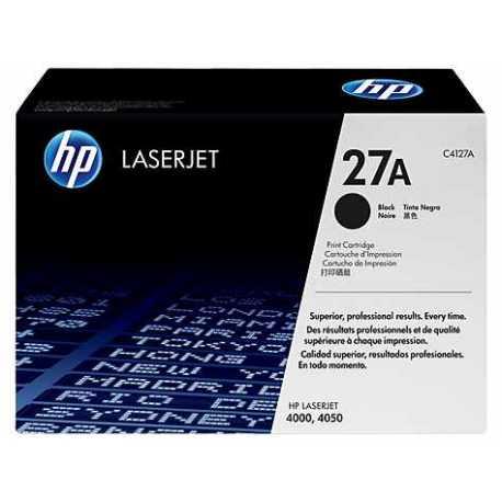 HP LASERJET 4000 - C4127A SIFIR MUADİL TONER - 27A