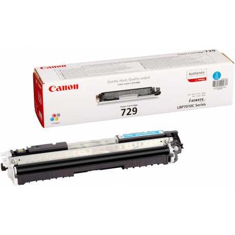 CANON CRG 729C SIFIR MAVİ MUADİL TONER