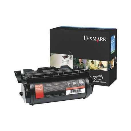LEXMARK T640 - 64016SE SIFIR SİYAH MUADİL TONER