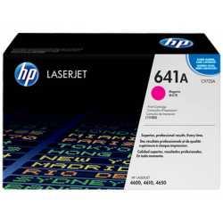 HP 641A Kırmızı Orijinal LaserJet Toner Kartuşu C9723A