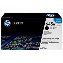 HP 645A Siyah Orijinal LaserJet Toner Kartuşu C9730A