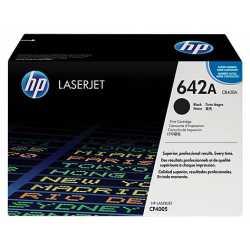 HP 642A Siyah Orijinal LaserJet Toner Kartuşu CB400A