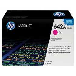 HP 642A Kırmızı Orijinal LaserJet Toner Kartuşu CB403A