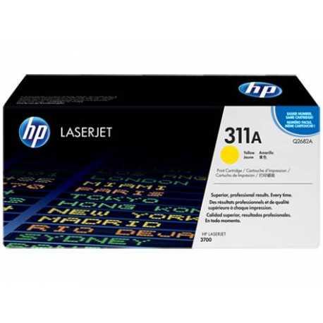 HP 311A Sarı Orijinal LaserJet Toner Kartuşu Q2682A
