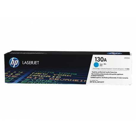 HP 130A Mavi Orijinal LaserJet Toner Kartuşu CF351A
