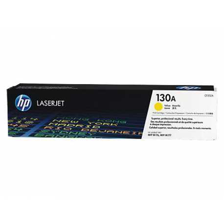 HP 130A Sarı Orijinal LaserJet Toner Kartuşu CF352A