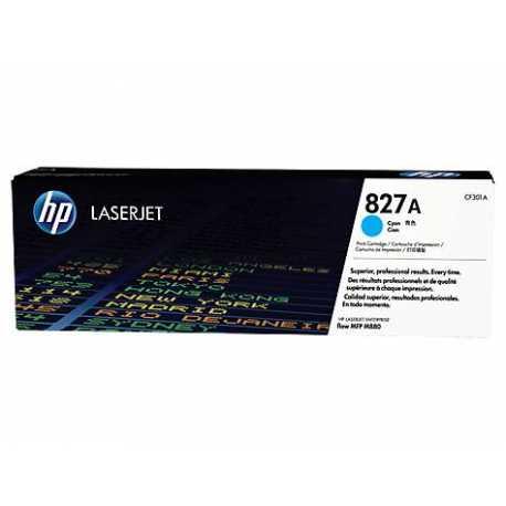 HP 827A Mavi Orijinal LaserJet Toner Kartuşu CF301A