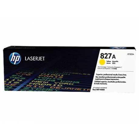 HP 827A Sarı Orijinal LaserJet Toner Kartuşu CF302A