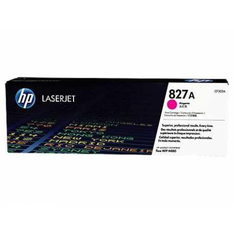 HP 827A Kırmızı Orijinal LaserJet Toner Kartuşu CF303A