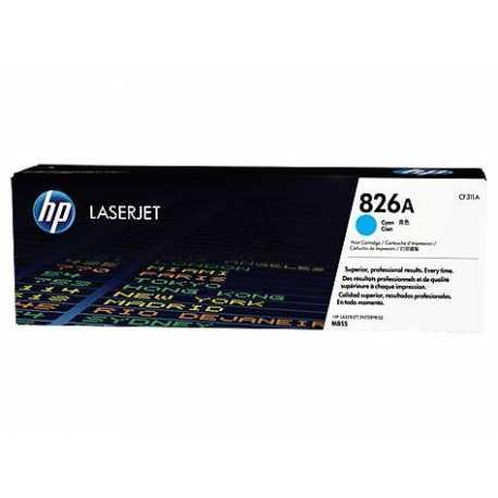 HP 826A Mavi Orijinal LaserJet Toner Kartuşu CF311A