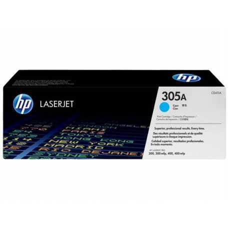 HP 305A Mavi Orijinal LaserJet Toner Kartuşu CE411A