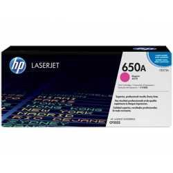HP 650A Kırmızı Orijinal LaserJet Toner Kartuşu CE273A