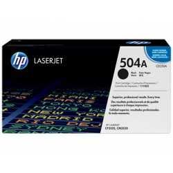 HP 504A Siyah Orijinal LaserJet Toner Kartuşu CE250A