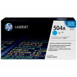 HP 504A Mavi Orijinal LaserJet Toner Kartuşu CE251A