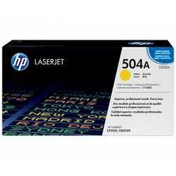 HP 504A Sarı Orijinal LaserJet Toner Kartuşu CE252A