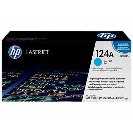 HP 124A Mavi Orijinal LaserJet Toner Kartuşu Q6001A