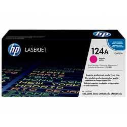 HP 124A Kırmızı Orijinal LaserJet Toner Kartuşu Q6003A