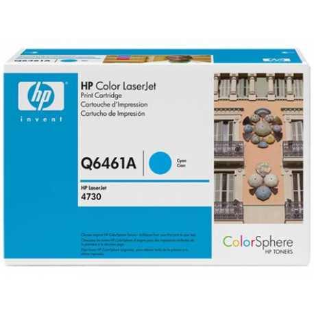 HP 644A MaviOrijinal LaserJet Toner Kartuşu Q6461A