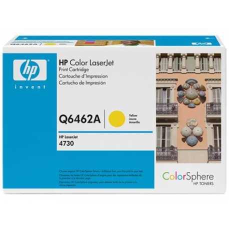 HP 644A Sarı Orijinal LaserJet Toner Kartuşu Q6462A