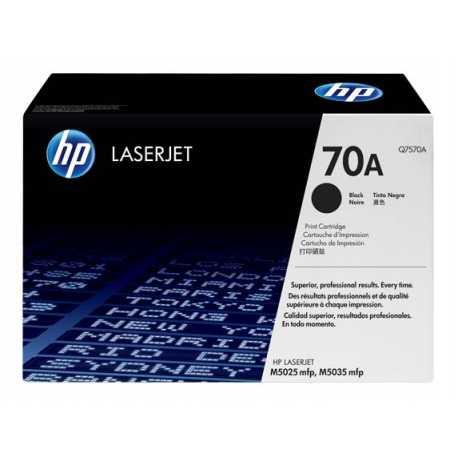 HP 70A Siyah Orijinal LaserJet Toner Kartuşu Q7570A