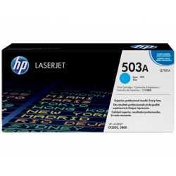 HP 503A Mavi Orijinal LaserJet Toner Kartuşu Q7581A
