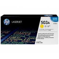 HP 503A Sarı Orijinal LaserJet Toner Kartuşu Q7582A