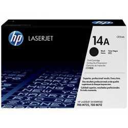 HP 14A Siyah Orijinal LaserJet Toner Kartuşu CF214A
