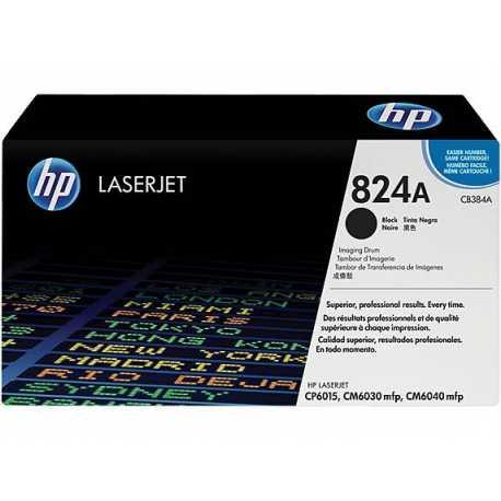 HP 824A Siyah LaserJet Görüntü Dramı CB384A