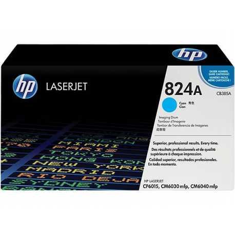 HP 824A Mavi LaserJet Görüntü Dramı CB385A