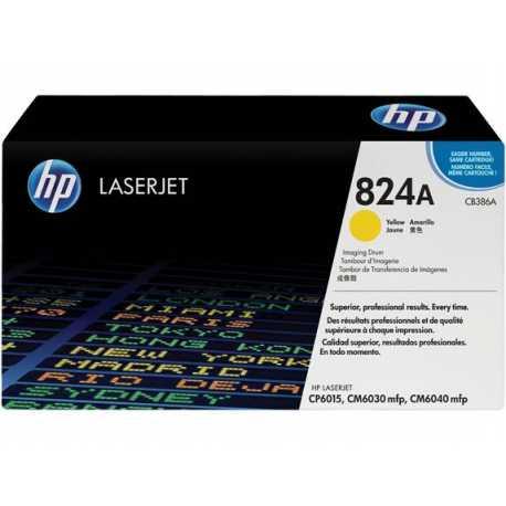 HP 824A Sarı LaserJet Görüntü Dramı CB386A