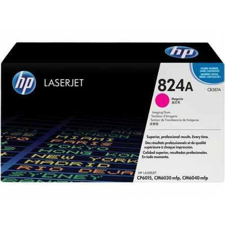 HP 824A Kırmızı LaserJet Görüntü Dramı CB387A