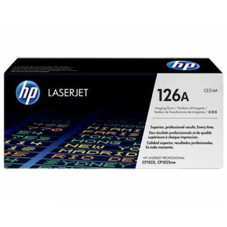 HP 126A LaserJet Görüntü Dramı CE314A