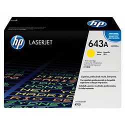 HP 643A Sarı Orijinal LaserJet Toner Kartuşu Q5952A