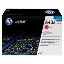 HP 643A Kırmızı Orijinal LaserJet Toner Kartuşu Q5953A