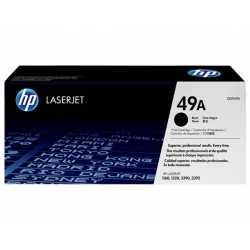 HP 49A Siyah Orijinal LaserJet Toner Kartuşu Q5949A