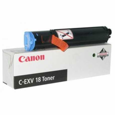 Canon IR-1018 (C-EXV 18) Fotokopi Muadil Toneri - 0386B002