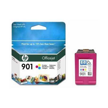 HP 901 RENKLİ MUADİL KARTUŞ HP CC656A