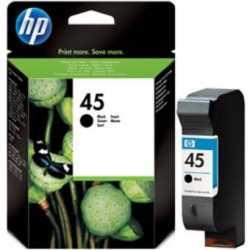 HP 45 SİYAH MUADİL KARTUŞ HP 51645A (45)