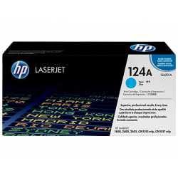 HP Q6001A (124A) YENİLEME MAVİ TONER 6000