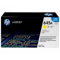 HP C9732A (645A) 5500 - 5550 SARI YENİLEME TONER
