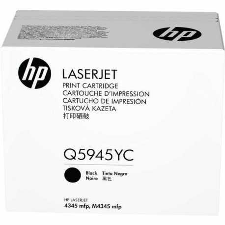HP 45YC Yüksek Kapasiteli Siyah Orijinal LaserJet Toner Kartuşu Q5945YC