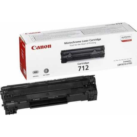 CANON CRG-712 Orijinal Siyah Lazer Toner CRG 712