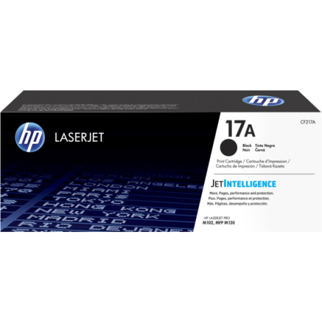HP CF217A - 17A Siyah Orijinal LaserJet Toner Kartuşu