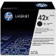 HP Q5942X - 4200 4250 SIFIR SİYAH MUADİL TONER 42X