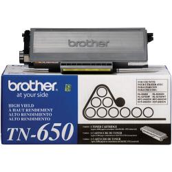 BROTHER TN-650 SIFIR SİYAH MUADİL TONER