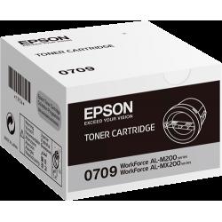 EPSON C13S050709 WorkForce AL-M200 MX200 SIFIR SİYAH MUADİL TONER