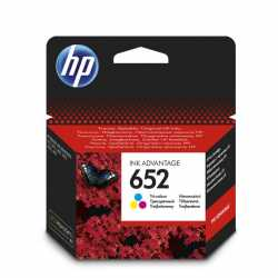 HP 652 RENKLİ ORJİNAL KARTUŞ HP F6V24A