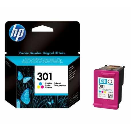 HP 301 RENKLİ ORJİNAL KARTUŞ HP CH562E