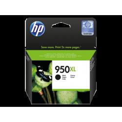 HP 950XL Yüksek Kapasiteli Siyah Orijinal Mürekkep Kartuşu (CN045AE)