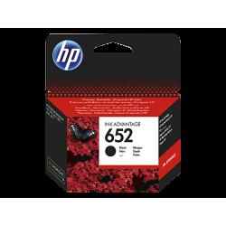 HP 652 SİYAH ORJİNAL KARTUŞ HP F6V25A